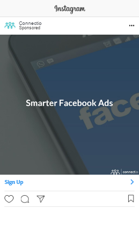 Image of Instagram Lead Ads - Single Image Ad