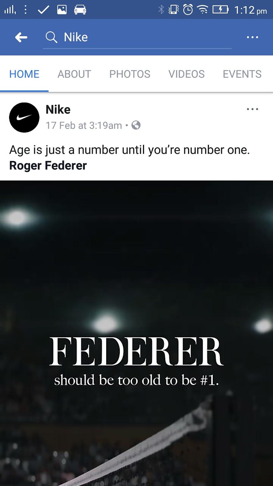 Nike Federer 3