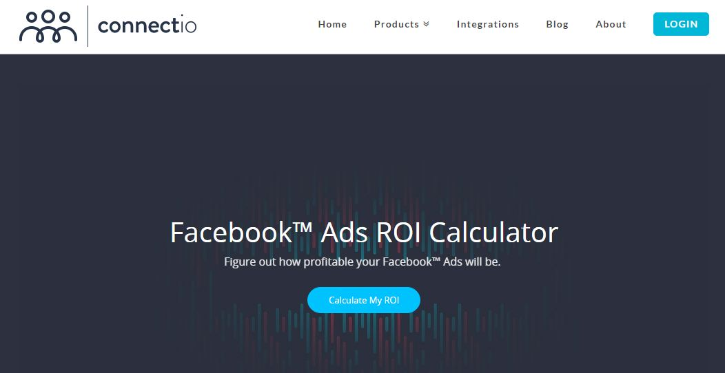 Connectio ROI calculator