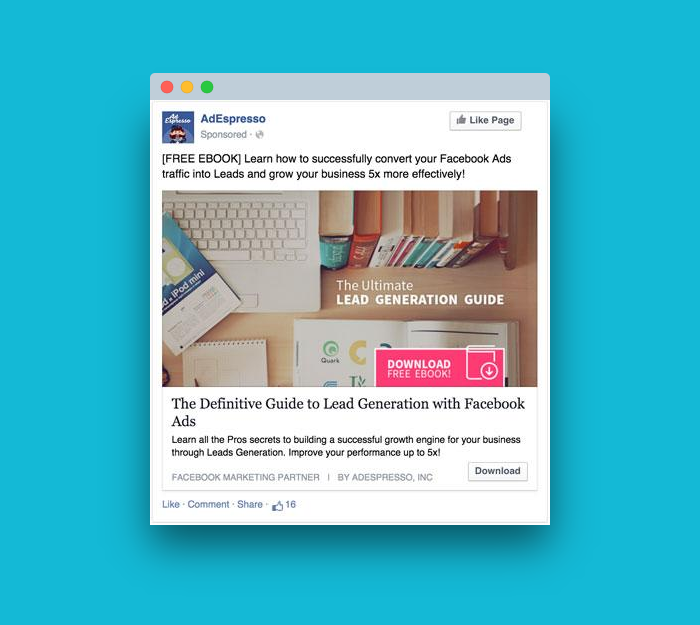 Writing Great Facebook Ad Copy Has Never Been Easier With
